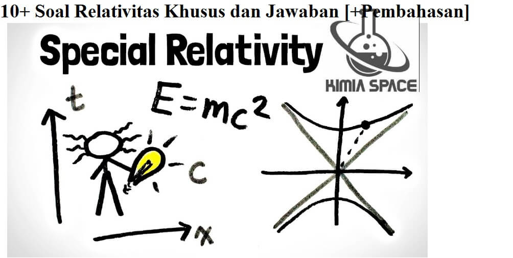 10+ Special Relativity Questions and Answers [+Pembahasan] (1)